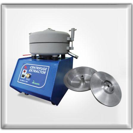 NL 2004 X 005 & 2006-Eco Smartz Centrifuge Extractor Apparatus